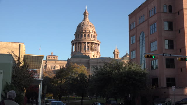 texas austin capitol dome - texas state capitol building stock videos & royalty-free footage