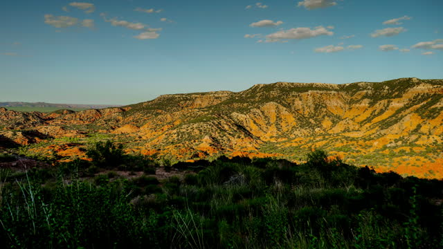 texas caprock: sunset - west direction stock videos & royalty-free footage