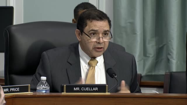 texas congressman henry cuellar tells homeland security secretary john kelly at a fiscal 2018 budget hearing of a house appropriations subcommittee... - international border stock videos and b-roll footage