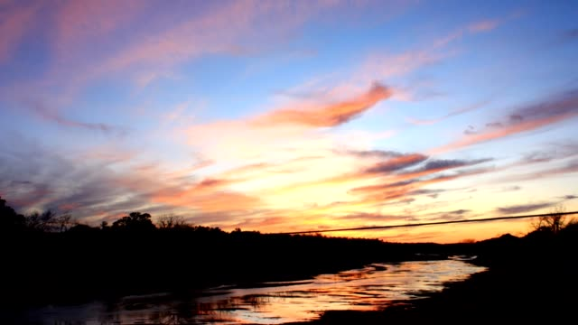 texas hill country sunset - hill stock videos & royalty-free footage