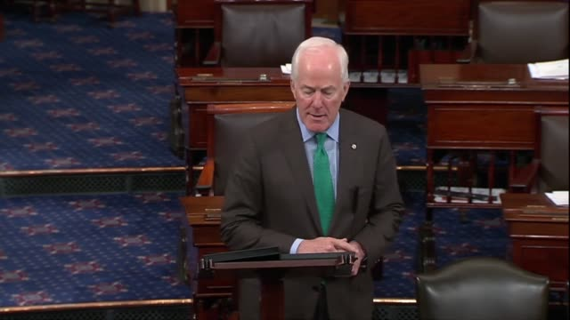 Texas Senator John Cornyn says a day after President Donald Trump nominated Judge Brett Kavanaugh to the Supreme Court that says it is crucial that a...