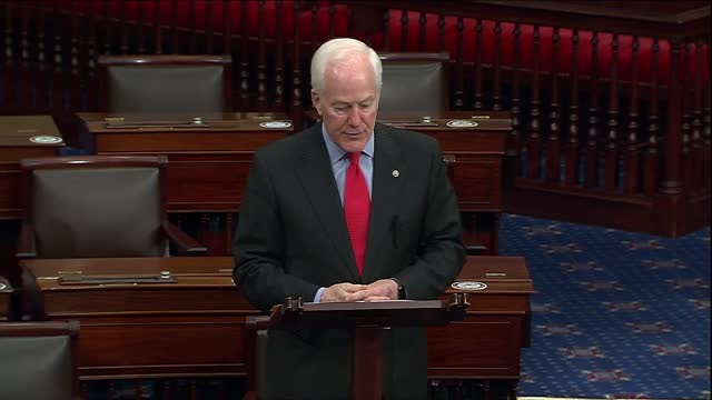 texas senator john cornyn says in a floor speech as coronavirus vaccination distribution began that one thing learned from the virus it was... - cell structure stock videos & royalty-free footage