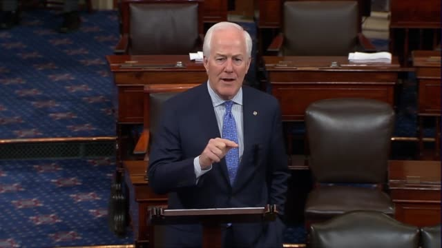 texas senator john cornyn says that a left-wing website masquerading as a legitimate news outlet advertised the breaking news story about the tax... - mark twain stock videos & royalty-free footage