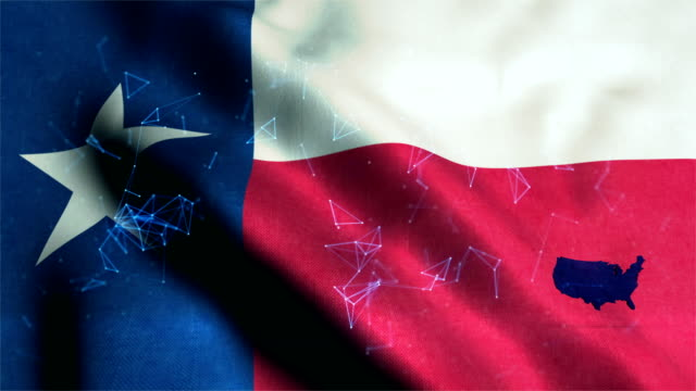 texas state flag - country geographic area stock videos & royalty-free footage