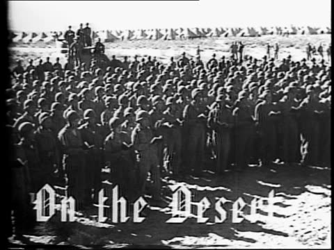 text of holiday greeting from us soldiers to americans at home over montage of large and small groups of soldiers singing in new caledonia iceland... - french overseas territory stock videos & royalty-free footage