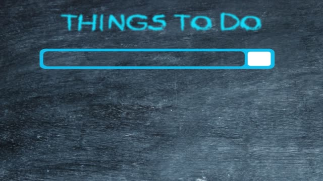 text things to do over blackboard - to do list stock videos & royalty-free footage