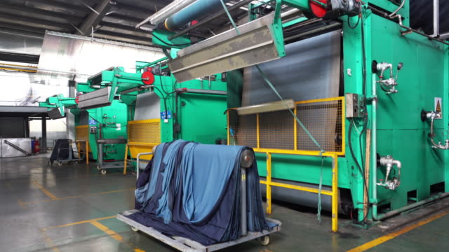 textile mill - textile mill stock videos & royalty-free footage