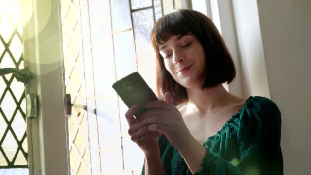 Texting day window