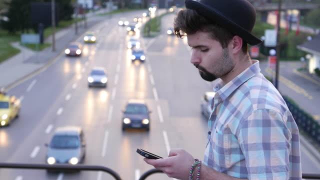 Versenden von SMS in der Stadt