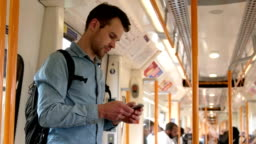 Texting train 2