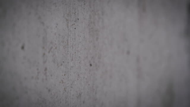 texture of plaster cement wall construction - concrete stock videos & royalty-free footage