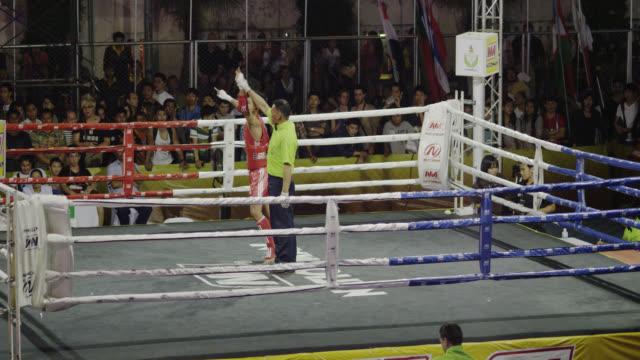 thai boxing muay thai - muay thai stock videos and b-roll footage