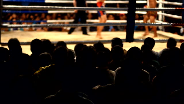 thai boxing - kickboxing stock videos and b-roll footage