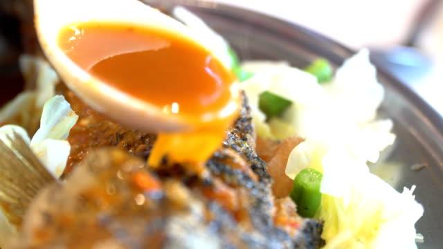 thai-küche - thailand stock-videos und b-roll-filmmaterial