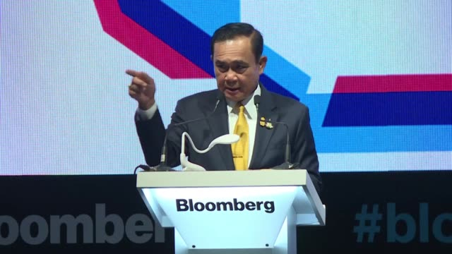 thai prime minister prayut chan o cha hopes to expedite rcep negociations by the end of the year as leaders of the 10 member association of southeast... - association of southeast asian nations stock videos & royalty-free footage