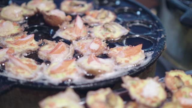 thai street food - kitchenware shop stock videos & royalty-free footage