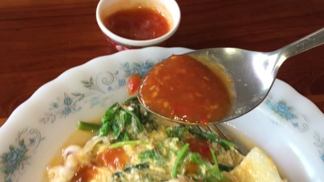 thai style fried suki - sauce stock videos & royalty-free footage