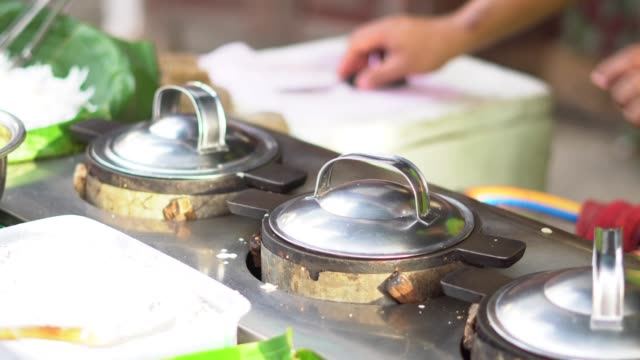 thai sweet - rice stock videos & royalty-free footage