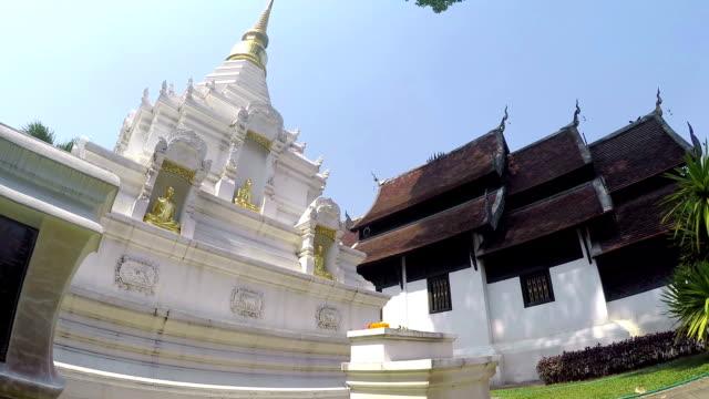 Thai Temple Wat Chedi Luang