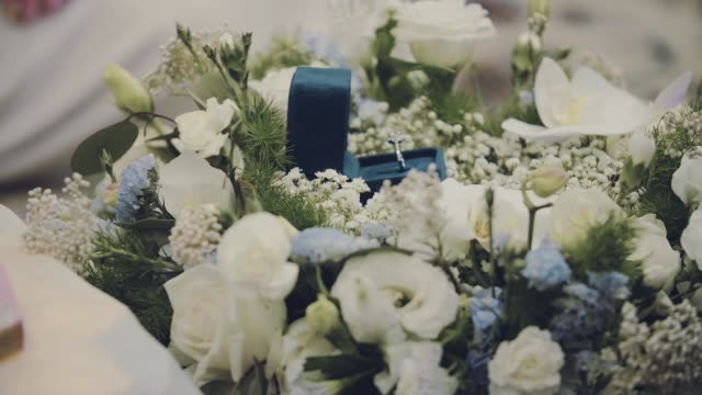 thai wedding decoration. - order stock videos & royalty-free footage