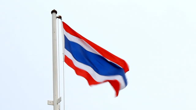 Thailand Flag at 100% Quality