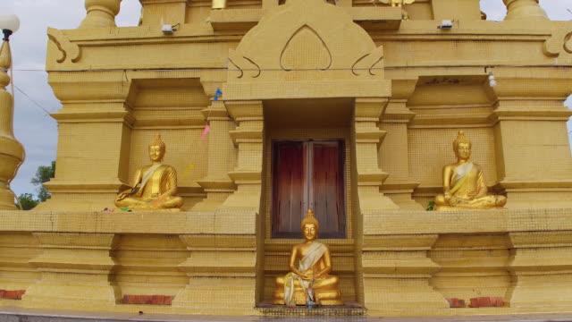 Thailand Temple Flyover
