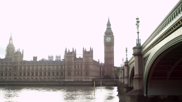 thames, westminster and bridge - tower of london stock videos and b-roll footage