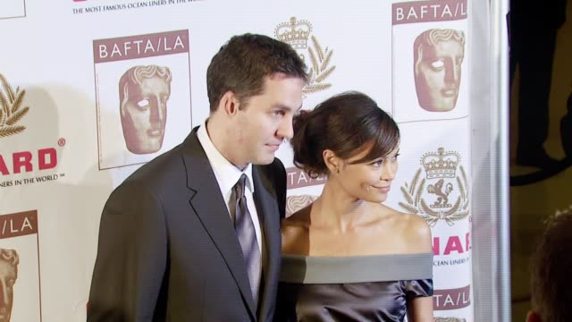 thandie newton at the 16th annual 2007 bafta/la cunard britannia awards at the century plaza hotel in century city california on november 1 2007 - century city stock videos & royalty-free footage