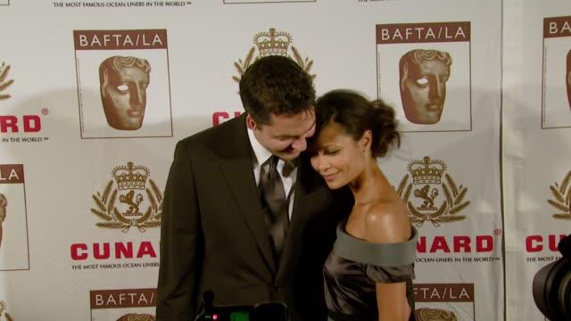 Thandie Newton at the 16th Annual 2007 BAFTA/LA Cunard Britannia Awards at the Century Plaza Hotel in Century City California on November 1 2007