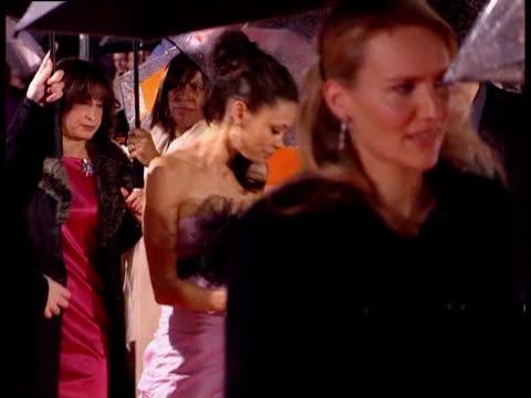 Thandie Newton at the The Orange British Academy Film Awards 2006 Red Carpet at London