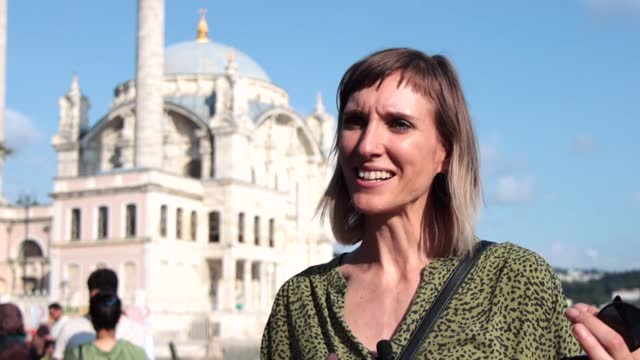 thanks to its geography, turkey enjoys a rich culinary culture, says a hungarian chef who is introducing turkish cuisine to the world with food tours... - hungarian culture stock videos & royalty-free footage