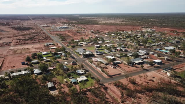 thargomindah - outback stock videos & royalty-free footage