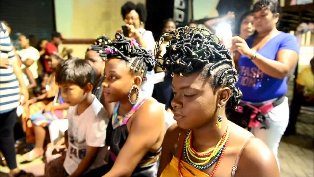 The 11th Afrohairdressers contest Tejiendo Esperanzas seeks to rescue the customs identity and African culture of Colombia as part of the month of...