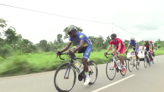 The 13th edition of the Tropicale Amissa Bongo cycling race started Monday in the town of Kango in Gabon