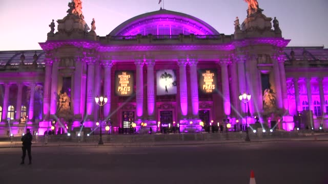 the 2016 victoria's secret fashion show takes place at the grand palais on november 30, 2016 in paris, france. - grand palais stock videos & royalty-free footage