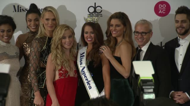 CHYRON The 2018 Miss America Competition on September 10 2017 in Atlantic City New Jersey