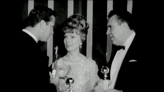The 22nd Golden Globe Awards honoring the best in film for 1964 films were held on February 8 1965