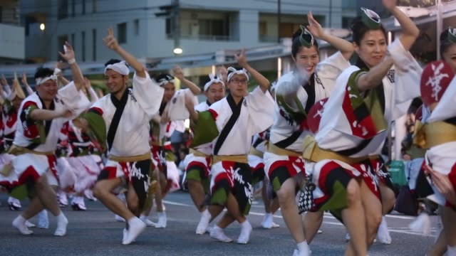 The 38th Koganei Awaodori Dance Festival