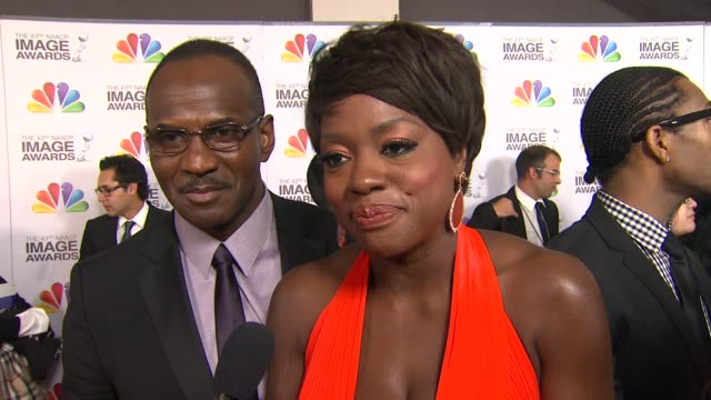 The 43rd NAACP Image Awards Arrivals Los Angeles CA United States 2/17/12