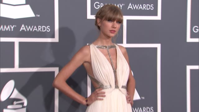 CLEAN The 55th Annual GRAMMY Awards Arrivals Los Angeles United States 2/10/2013