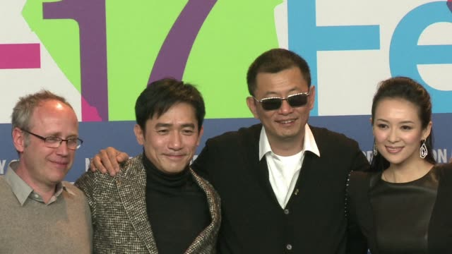 the 63rd berlin film festival got off to a fists flying start thursday with chinese director wong kar wais lush martial arts epic about the mentor of... - epic film stock videos & royalty-free footage