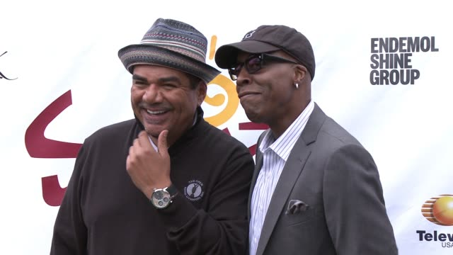 CHYRON The 8th Annual George Lopez Celebrity Golf Classic Presented by Sabra Salsa in Los Angeles CA