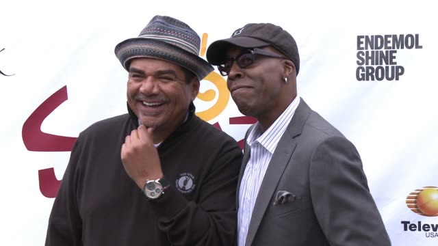 CLEAN The 8th Annual George Lopez Celebrity Golf Classic Presented by Sabra Salsa in Los Angeles CA