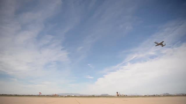 The A10C Thunderbolt II Demonstration Team conducts preflight checks at Davis Monthan Air Force Base Tucson Arizona