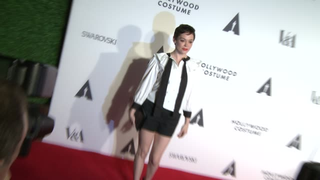 CLEAN The Academy Celebrates The Opening Of Hollywood Costume at Wilshire May Company Building on October 01 2014 in Los Angeles California