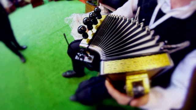 the accordion - argentina stock videos & royalty-free footage