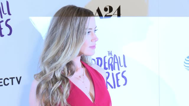 CLEAN 'The Adderall Diaries' Los Angeles Premiere at ArcLight Hollywood on April 12 2016 in Hollywood California