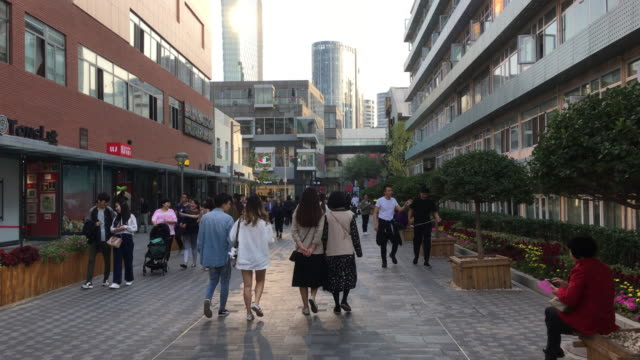 The alley had been called 'Dirty street' The government decided to demolish some old unlawful houses and renovated the road with bars bookstores and...