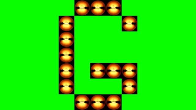 stockvideo's en b-roll-footage met hd: the alphabet - letter b
