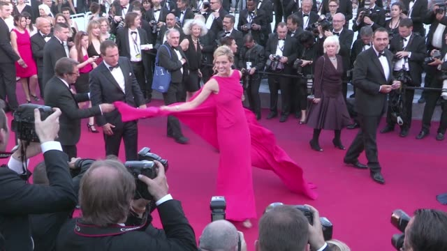 The always beautiful Petra Nemcova on the red carpet for the Premiere of Mal De Pierres at the Cannes Film Festival 2016 Sunday 15th May 2016 Cannes...